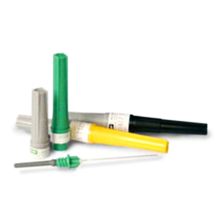 "Greiner - Multi-Sample Needle  22 G X  1"" - GMI-4500711 SAFETY NEEDLESProduct Page 