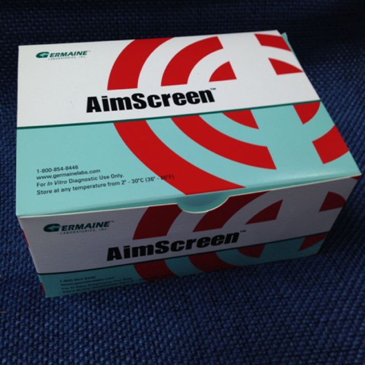 Germaine - AIMSCREEN 4DRUG TEST KITFecal Occult Blood Test Kit