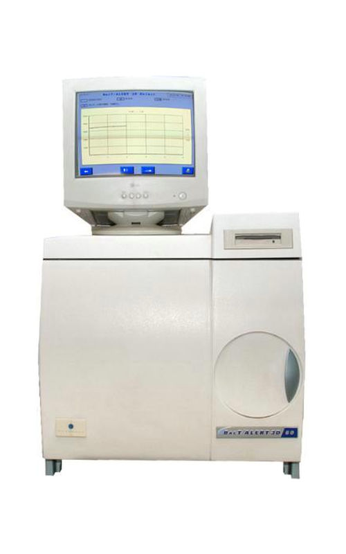 BacT/Alert 3DMICROBIAL DETECTION SYSTEMAUTOMATED MICROBIAL DETECTION SYSTEMProduct Page | PDF