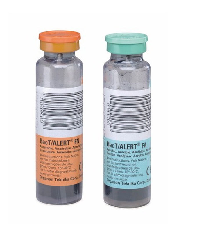 BacT/Alert Culture MediaREAGENT, CAL, QCPLASTIC BOTTLE MEDIA FOR BLOOD CULTURE MICROBIAL DETECTIONProduct Page | PDF
