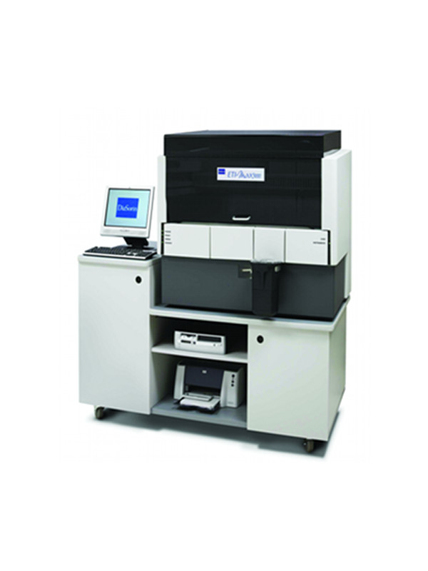 Diasorin - Eti Max 3000AUTOMATED SYSTEMAUTOMATED MICROTITER PLATE ANALYZERProduct Page | PDF | More