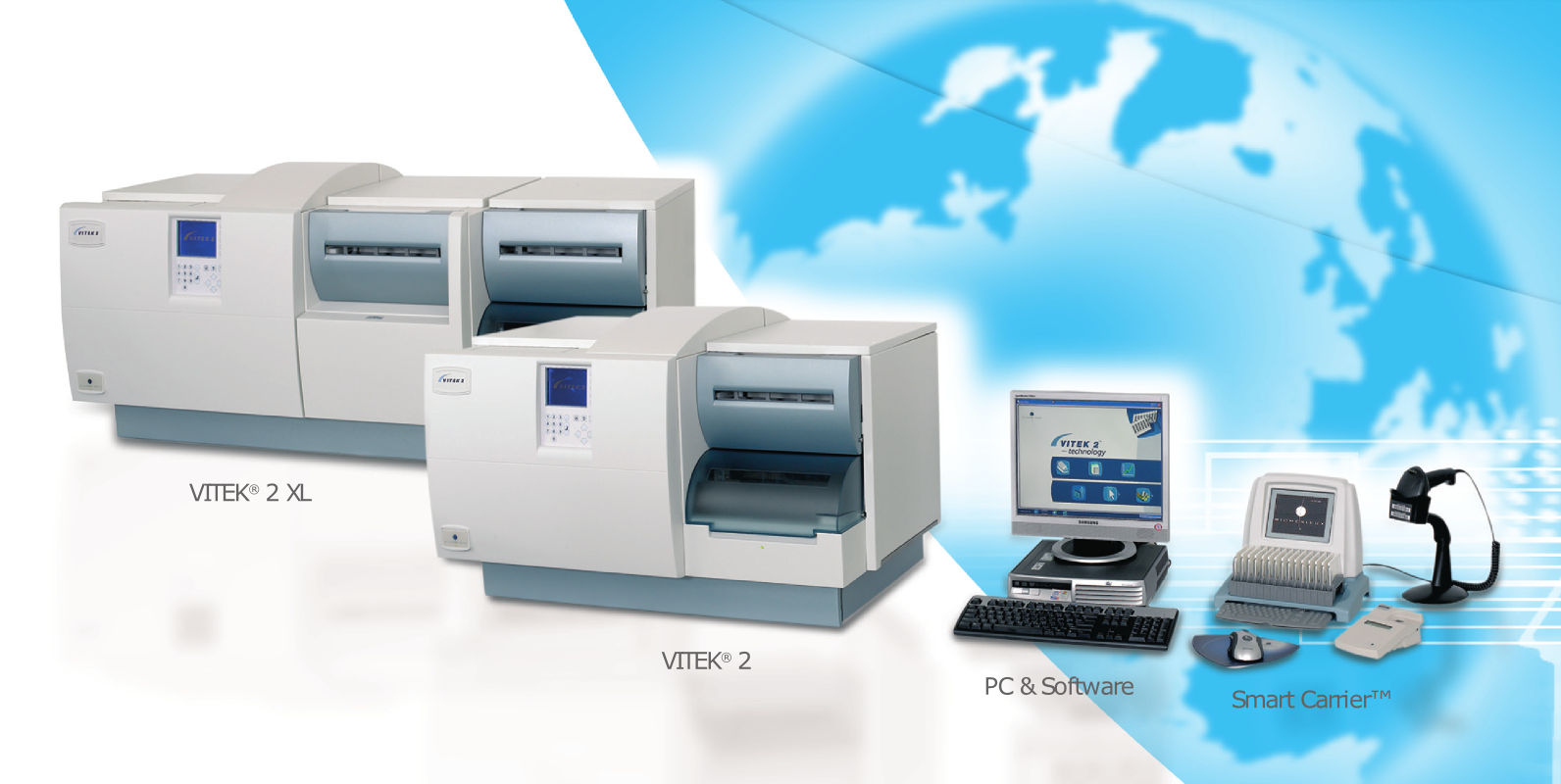 Vitek 2 SystemMICROBIAL DETECTION SYSTEMMICROBIAL IDENTIFICATION AND ANTIBIOTIC SUSCEPTIBILITY TESTING SYSTEMProduct Page | PDF | eMenu  | eMenu2