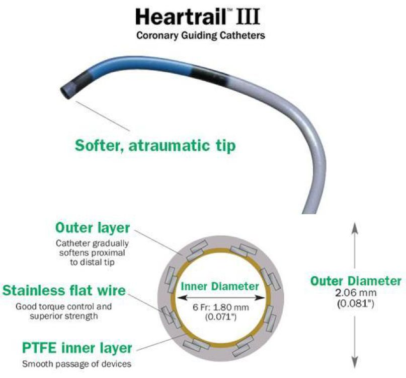 HEARTRAIL IIITERUMOGUIDING CATHETERS MICROBIAL DETECTION SYSTEMSProduct Page | PDF