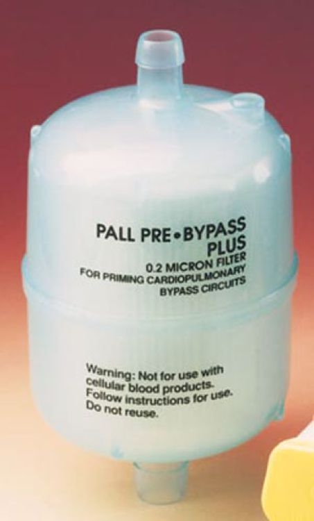 Pall Pre-bypass Plus® FiltersTERUMOMore