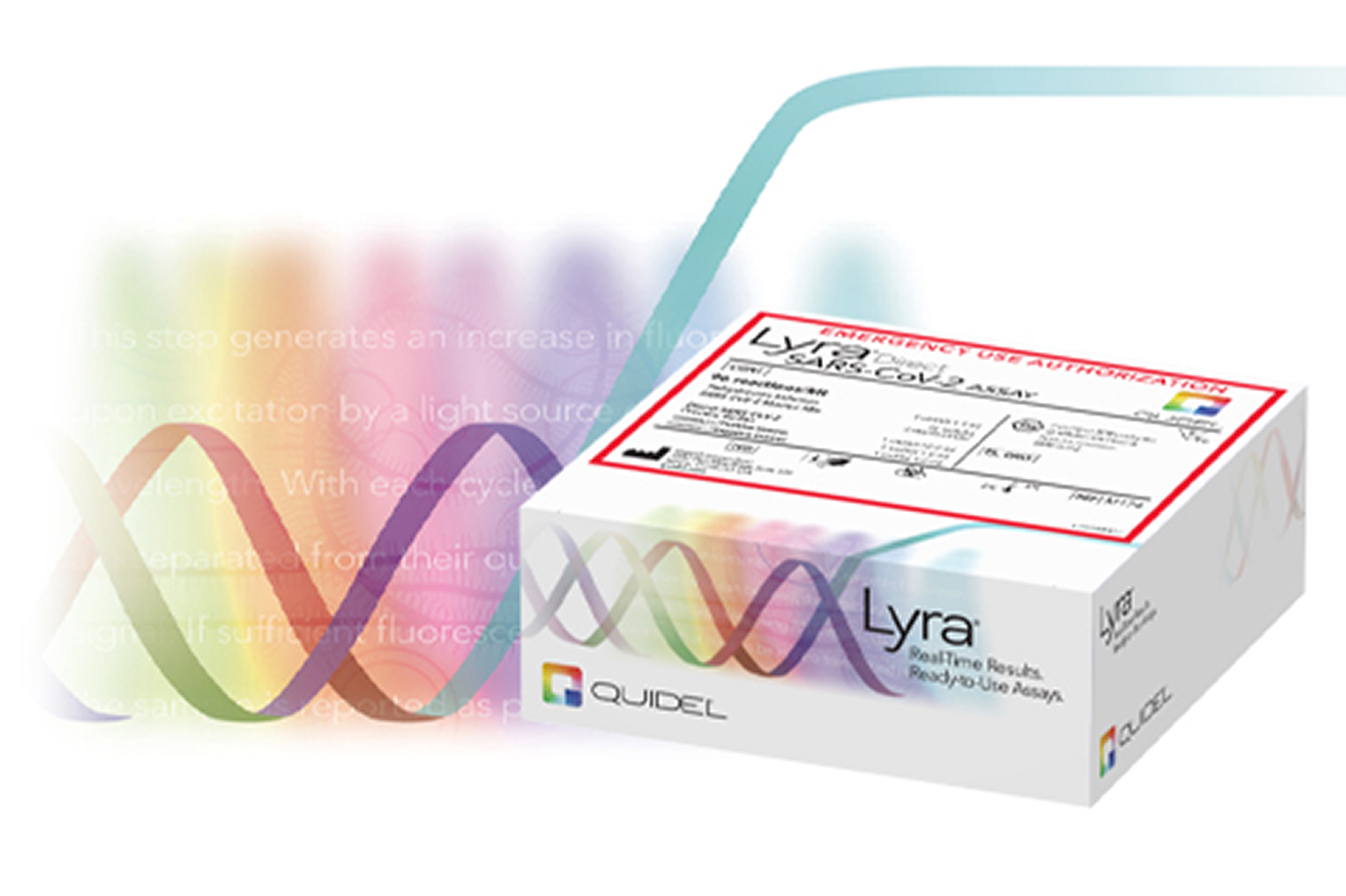 Lyra Direct SARS-CoV-2 AssayProduct Page | Health Care Professional Fact Sheet | Patient Fact Sheet